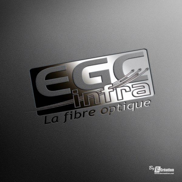 Logo EGC INFRA