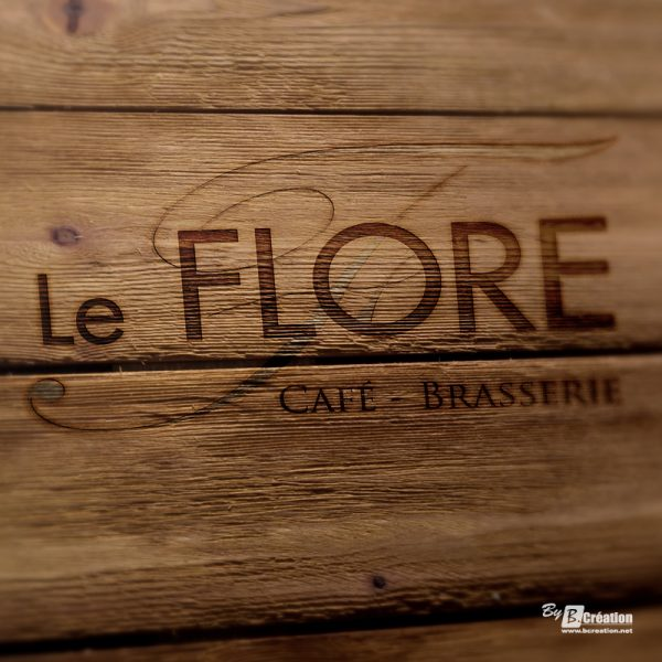 Logo Café Brasserie Le Flore Amiens