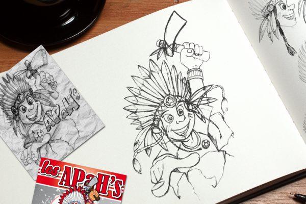 creation-mascotte-les-apahs
