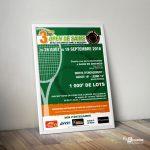 Affiche Tennis Club de Sains en Amiénois
