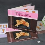 Brochure produits Biscuiterie Tourniayre Amiens
