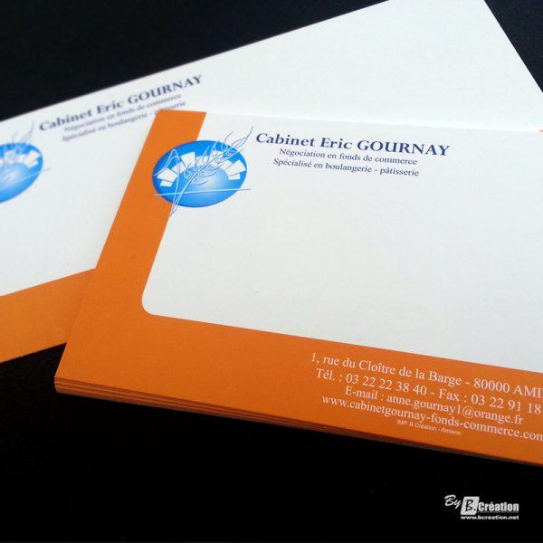 Carte de correspondance 10 x 21