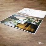 Carte postale Gîte de la Baie des Remparts St Valéry sur Somme