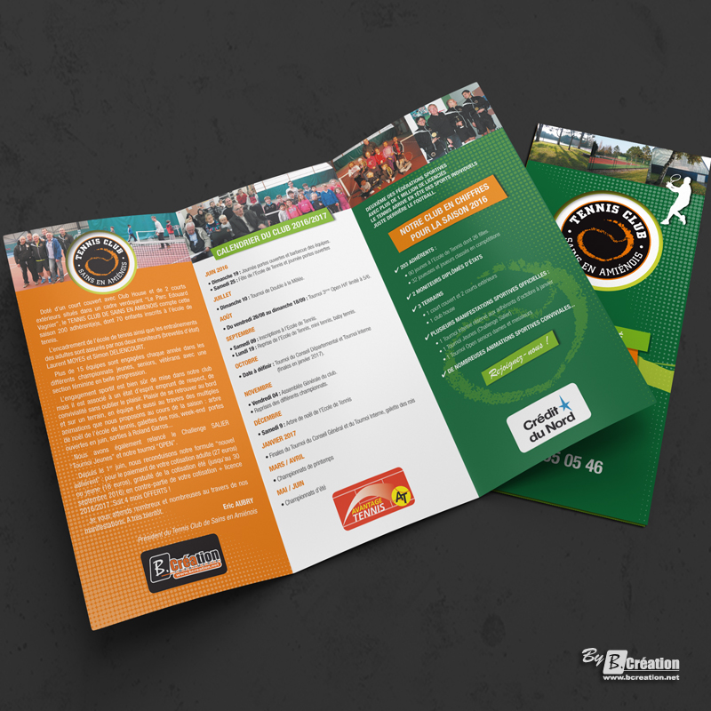 Top Imprimerie, support de communication et publicitaires à Amiens KC33