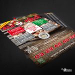 Flyer A4 Allo Pizza Amiens