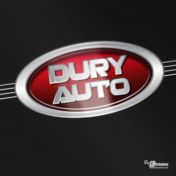 Logo Dury Auto