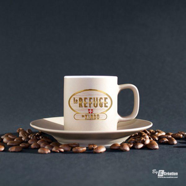 Logo Café Brasserie Le Refuge du Kimbo Amiens