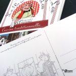 Carte postale Restaurant Le Porc Saint Leu Amiens