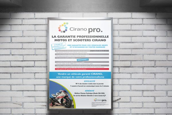 affiche cirano