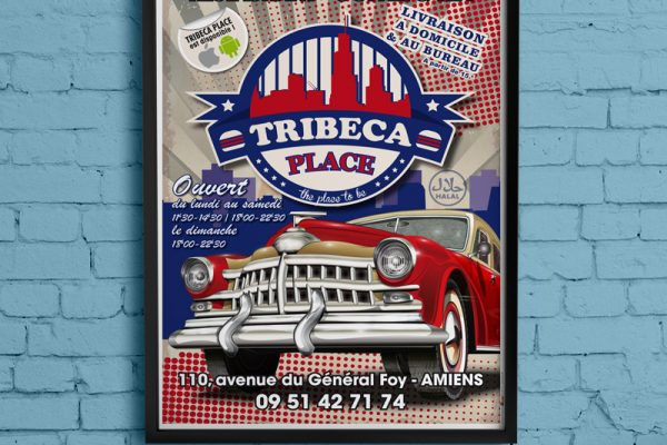 affiche-grand-format-tribeca-place
